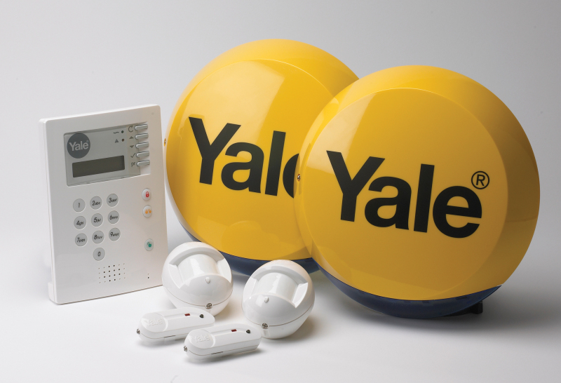 Yale Premium HSA6400 Security System